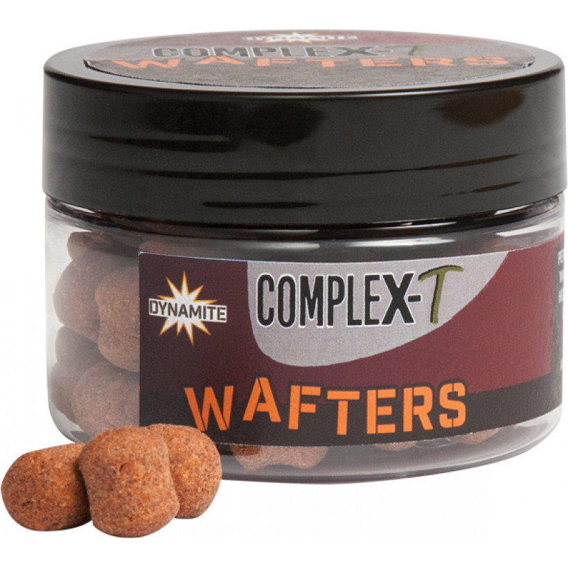 Бойлы Dynamite Baits Wafter CompleXT Dumbells 15 мм