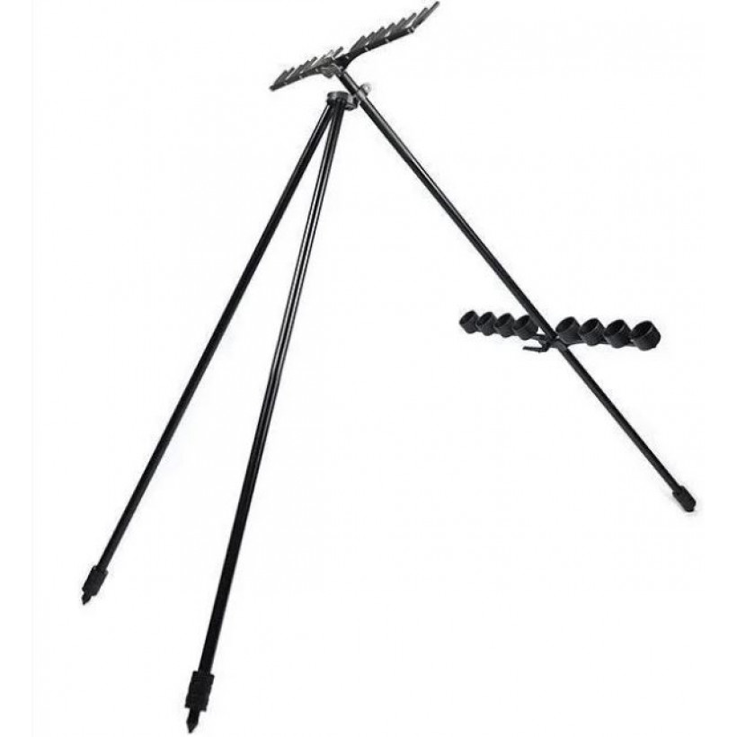 Трипод Meccanica Vadese Tripod Mico 8 Black Tubes & Red Joints